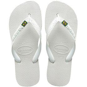havaianas Brasil Sandały biały